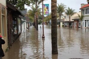 capitola flooding